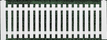 Clôture PVC Adagio