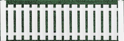 Clôture PVC Allegro