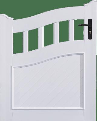 Portillon PVC Anneaux