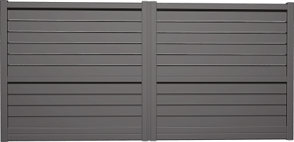 Portail aluminium Apogon