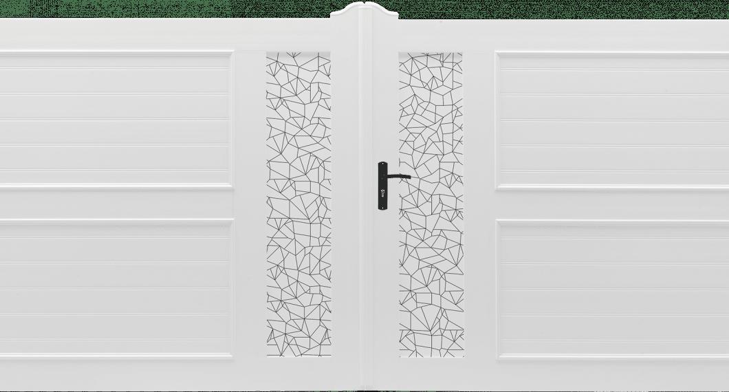 Portail PVC Appeau