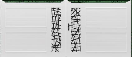 Portail PVC Bendir