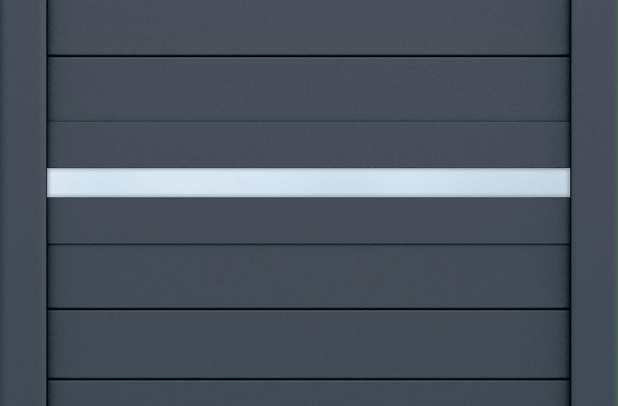 Portillon aluminium Boidae