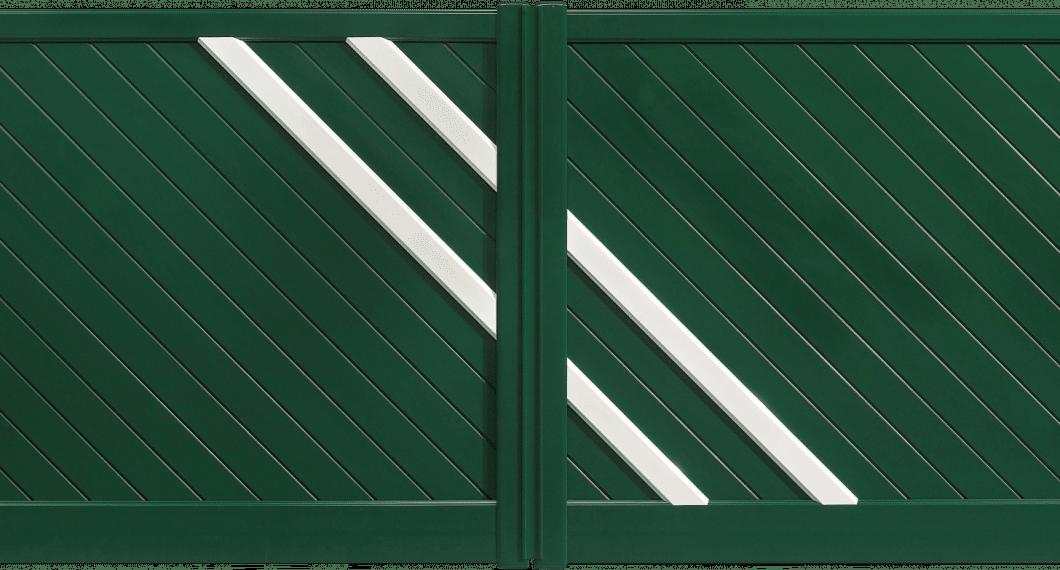 Portail aluminium Boogie