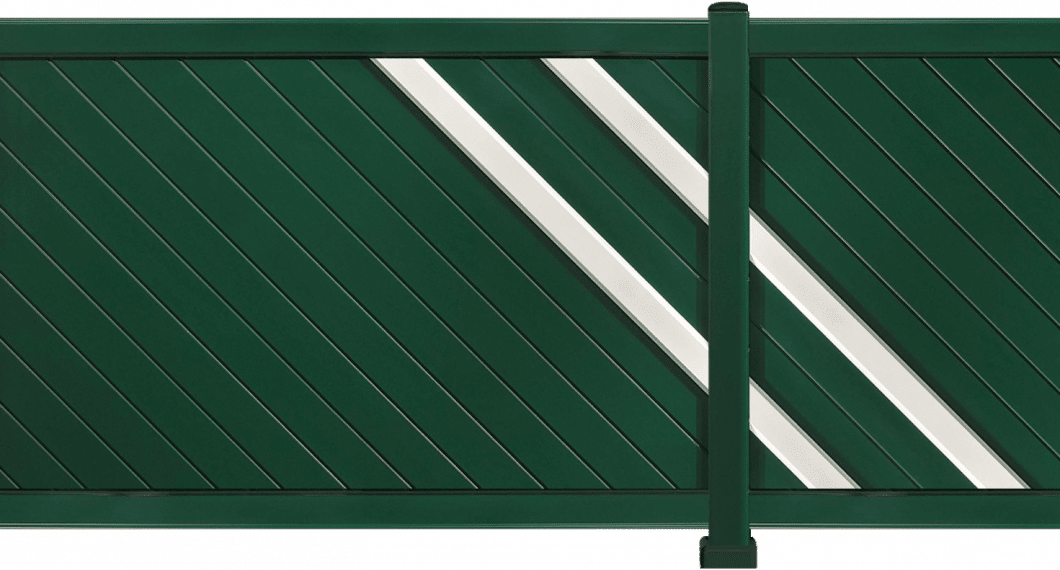 Clôture aluminium Boogie