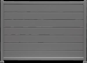 Clôture aluminium Bossa
