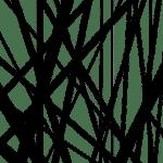 Tôle perforée Bambous