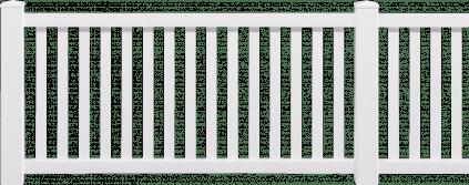Clôture PVC Cappela