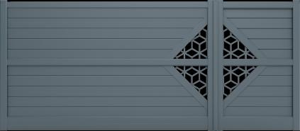 Portail aluminium Celestus
