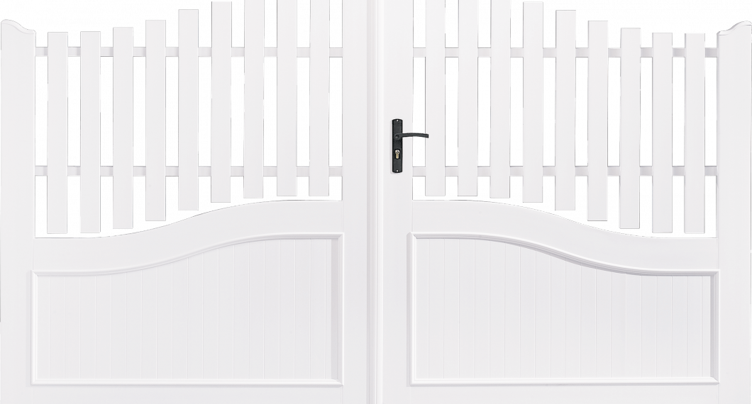 Portail PVC Cithare