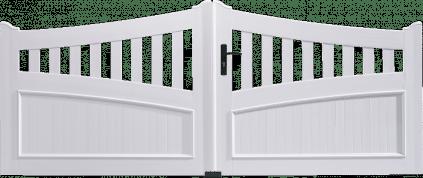 Portail PVC Clairon