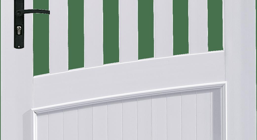Portillon PVC Clairon