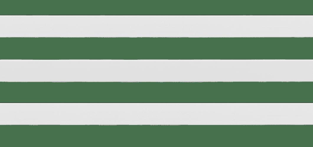 Clôture PVC à 3 lisses