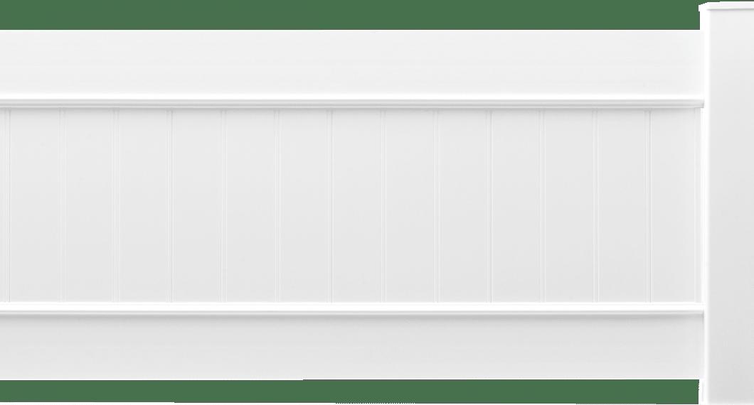 Clôture PVC Crécelle