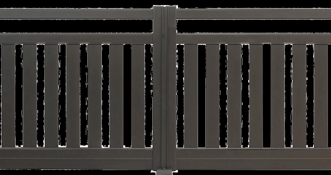 Portail aluminium Farandole
