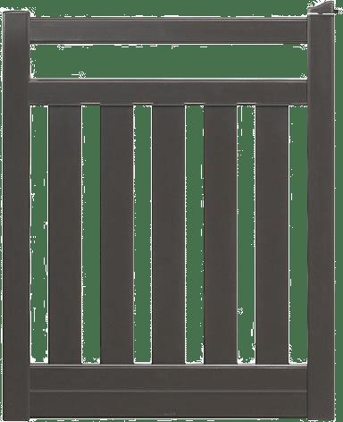 Portillon aluminium Farandole