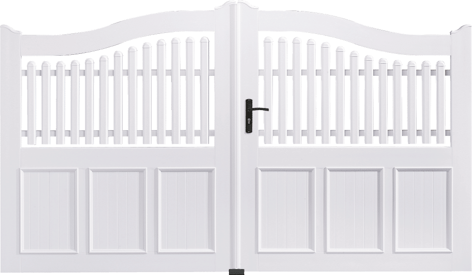 Portail PVC Grelot