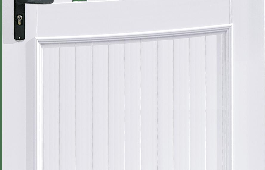 Portillon PVC Guimbarde