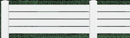 Clôture PVC Hautbois
