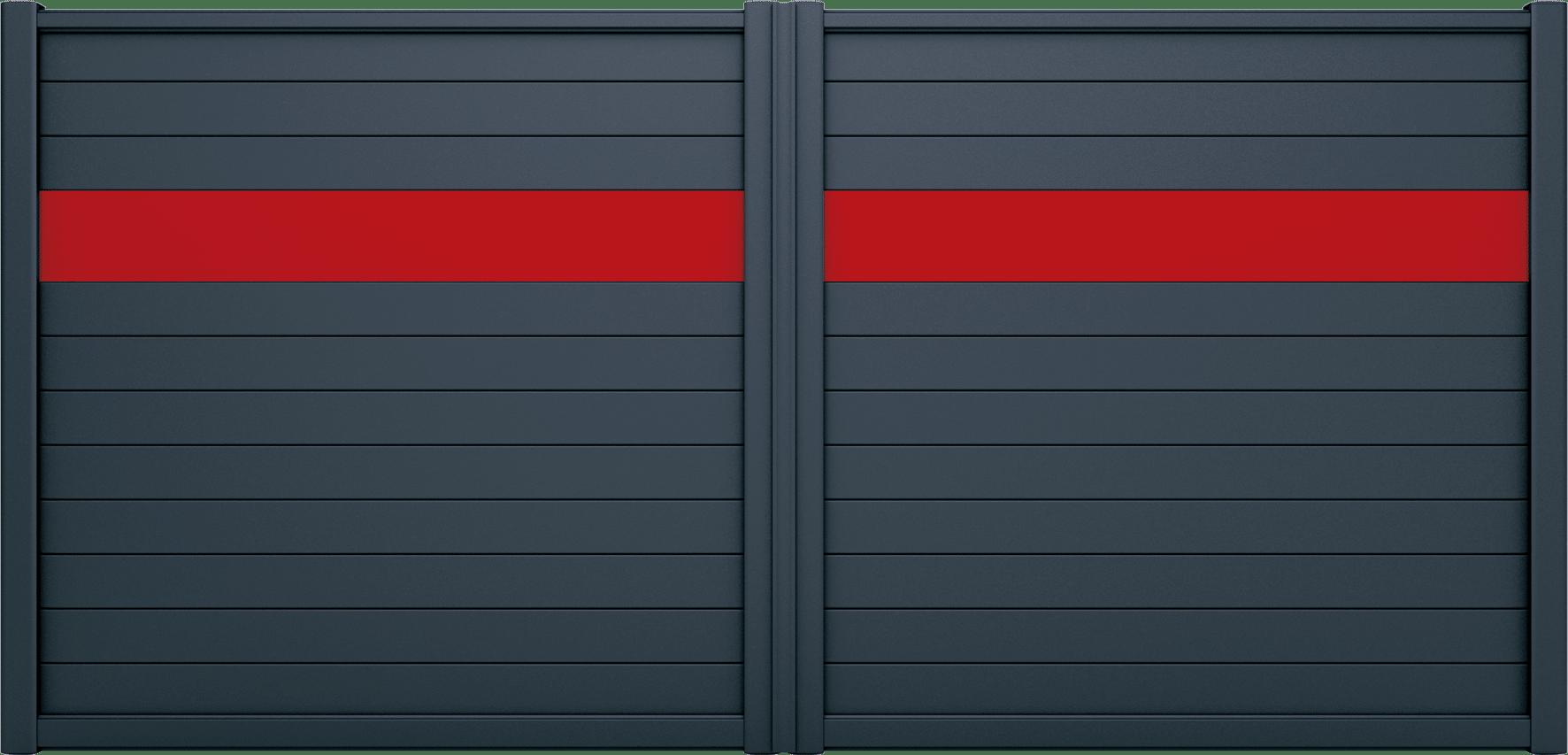 Portail aluminium Hégoa   Les modèles essentiels | Charuel