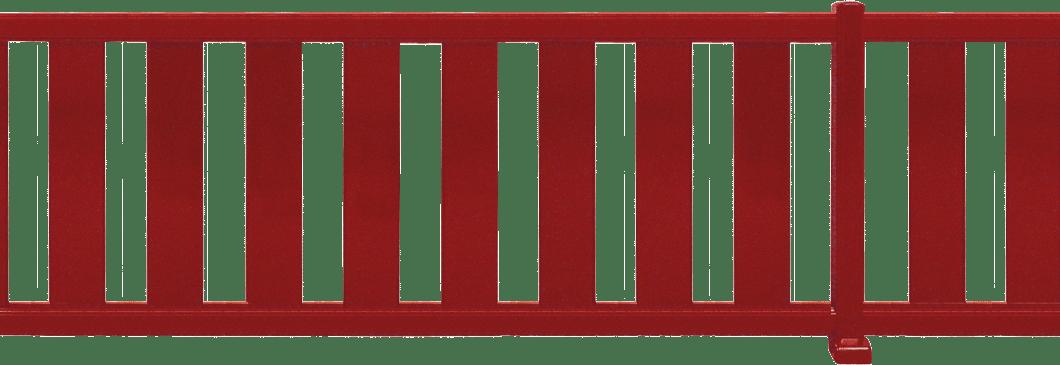 Clôture aluminium Jazz