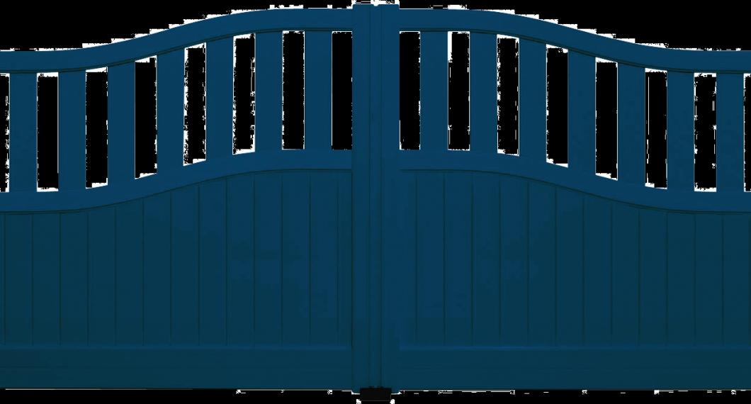 Portail aluminium Mambo
