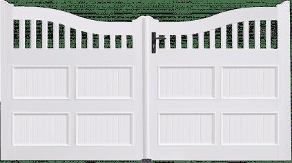 Portail PVC Maracas