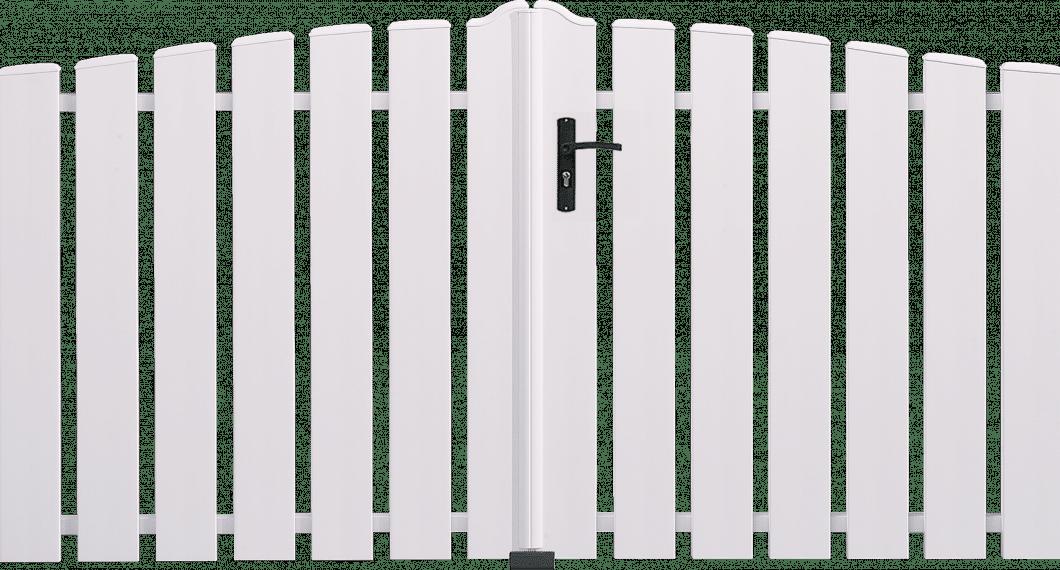 Portail PVC Marimba