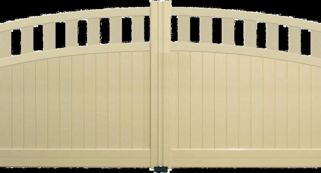 Portail aluminium Merengue