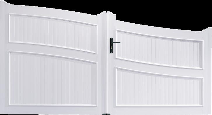 Portail PVC Piccolo