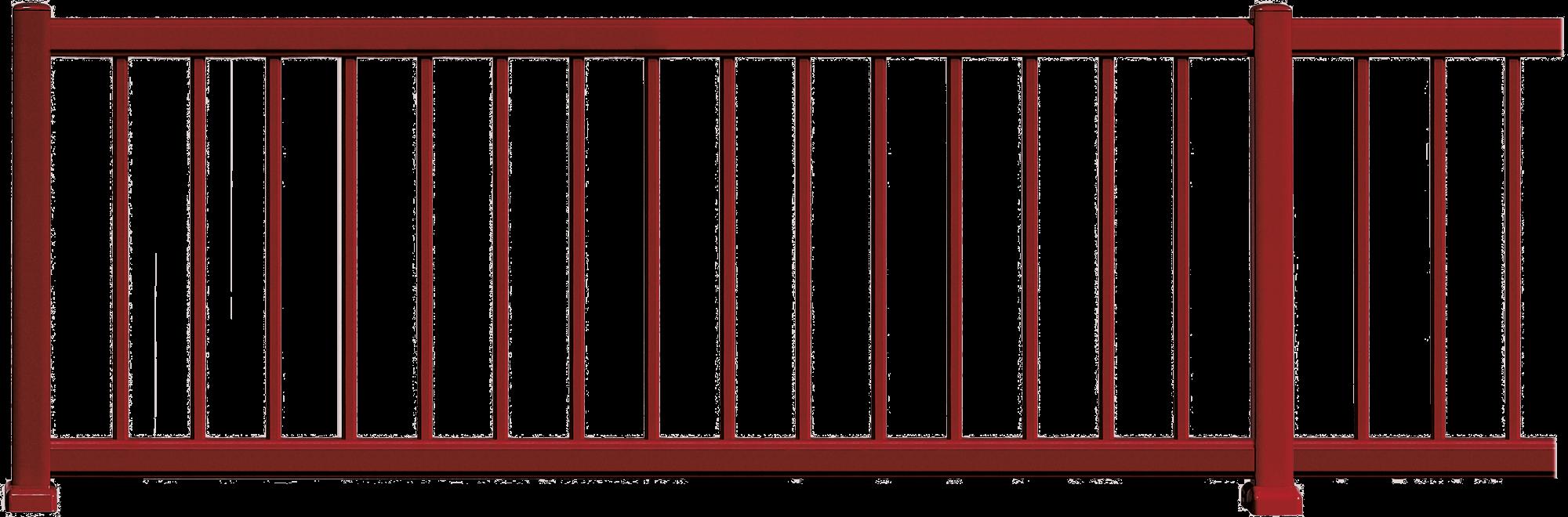 http://Clôture%20aluminium%20Ronde