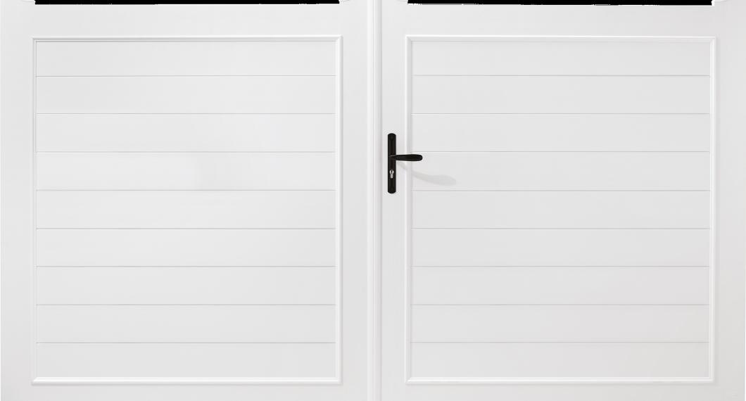 Portail PVC Rousserolle