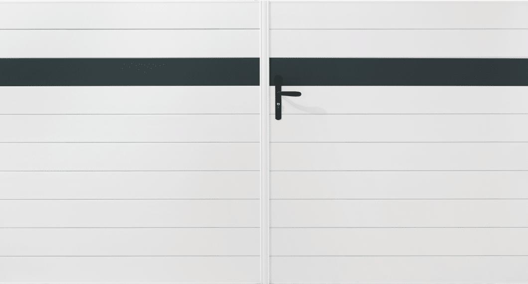 Portail PVC Siltelle