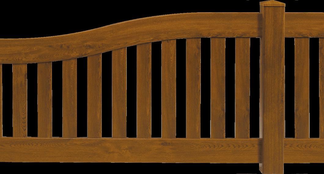 Clôture PVC Soliste