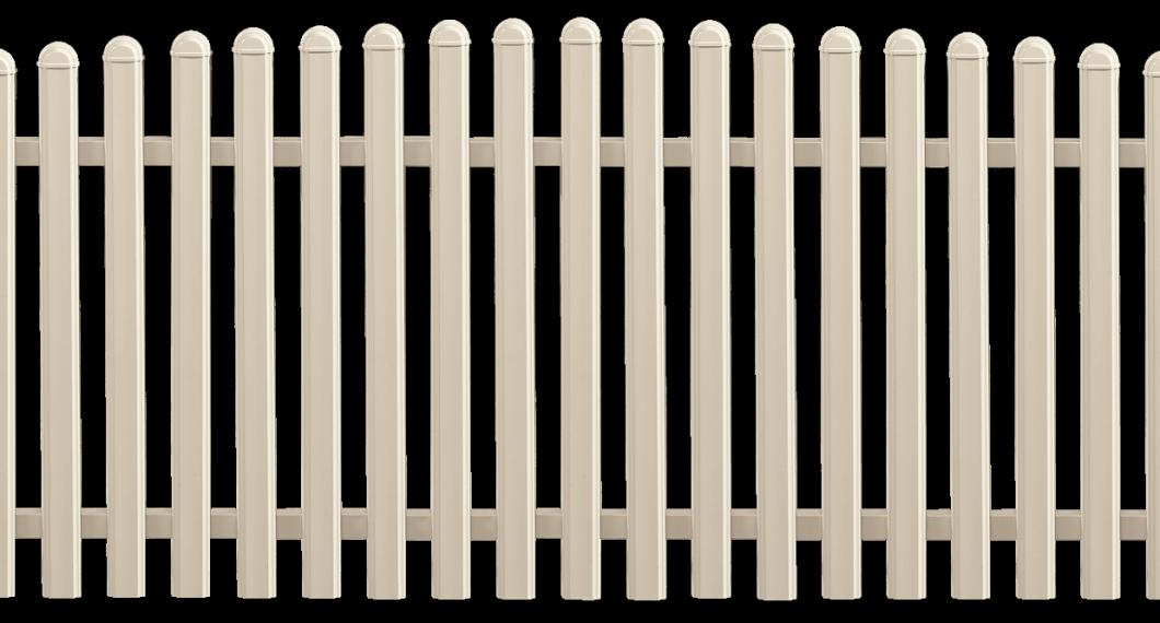 Clôture PVC Soprano
