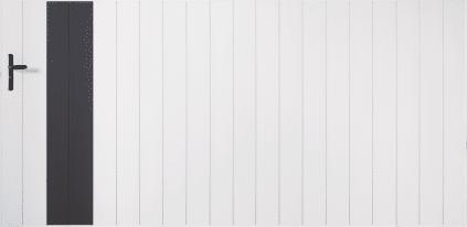 Portail PVC Tarier