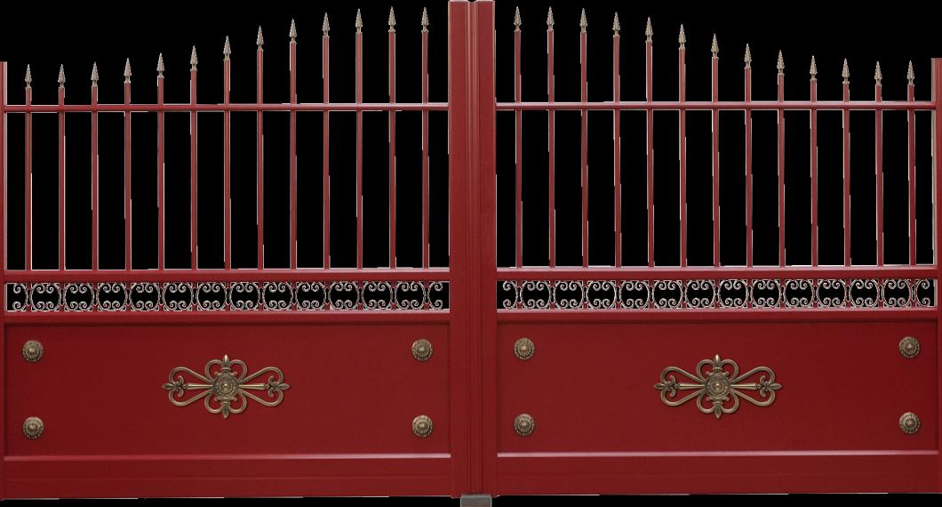 Portail aluminium Templier