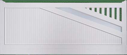 Portail PVC Violon