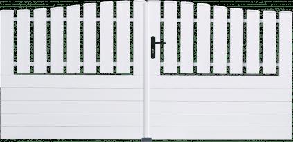 Portail PVC Violoncelle