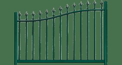 Votre clôture aluminium Accolade, une fabrication Francaise et sur mesure. Pose par des professionnels.