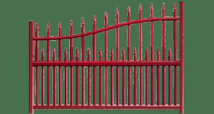 Votre clôture aluminium Château, sur mesure et personnalisation et installation c'est Charuel