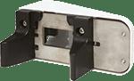 D tails techniques de votre portail en pvc charuel - Gache de reception portail coulissant ...