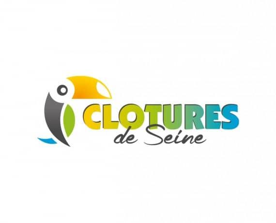 Logo clôtures de seine Montivillier, installateur CHARUEL