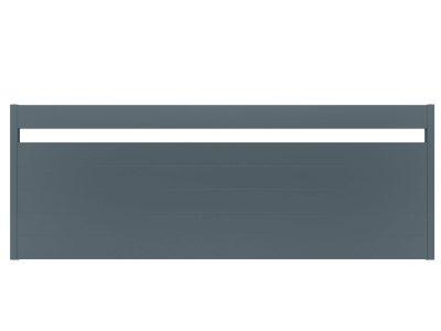 Portail aluminium Horizon par Charuel