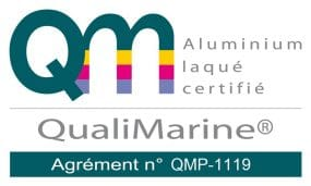 logo qualimarine portails alu charuel