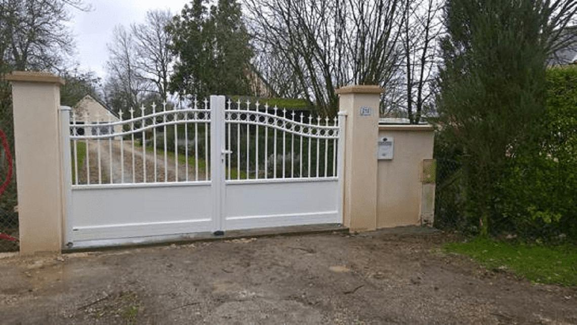 pose portail battant L'Isle-d'Espagnac