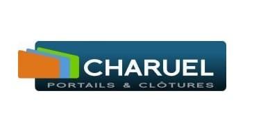 Logo des installateurs de portails alu et PVC Charuel