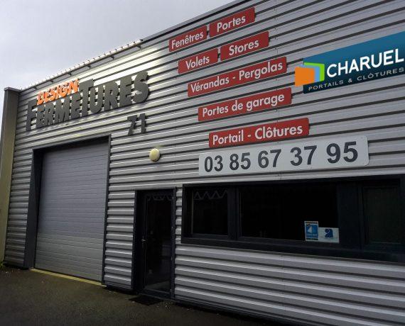 Magasin de Design Fermetures 71, pour vos projets de portails, clôtures et claustras à Le Creusot en Saône-et-Loire