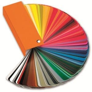 Votre portail sur mesure, des dimensions à la poignée, en passant par les coloris : une large palette de RAL disponibles