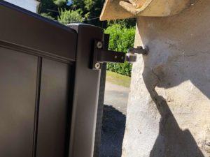 Joint d'occultation portail Puymoyen